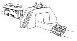 trolley car problem